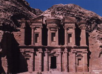 Petra & Monastery of Saint Catherine